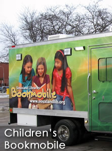 Children's Bookmobile